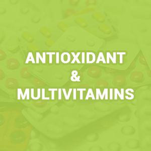 Antioxidant & Multivitamins