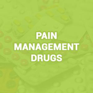 Pain Management Drugs